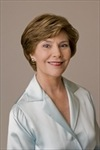 Photo of Laura Bush
