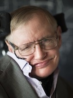 Photo of Stephen Hawking