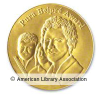 Pura Belpré Awards, 1996-2017 image