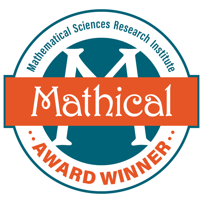 Mathical Book Prize, 2015-2021