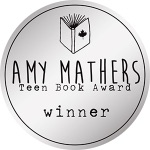 Amy Mathers Teen Book Award, 2015-2018