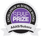 SB&F Prize for Excellence in Science Boo image