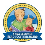 Anna Dewdney Read Together Award, 2017-2019