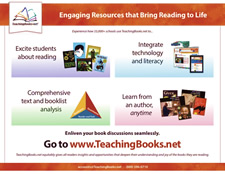 TeachingBooks one page flyer