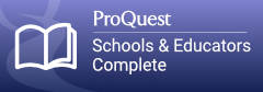 ProQuest Schools and Educators Complete-Opens in new window