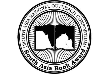 2012 South Asia Book Award image