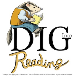 Dig Into Reading: CSLP Children