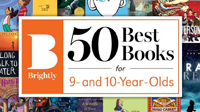 Fifty Best Books for 9 & 10 Year Olds