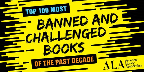 Banned and Challenged Books of the 2010s