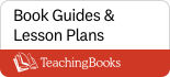 book guides and lesson plans logo