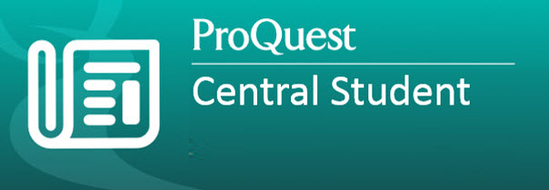 ProQuest Central Student  Opens in new window