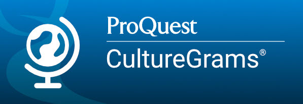ProQuest CultureGrams -Opens in new window