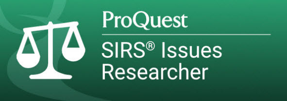 SIRS Issues Researcher  Opens in new window