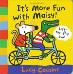 It's More Fun with Maisy!: Lift-The-Flap Fun!