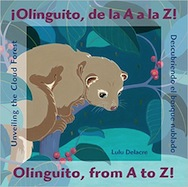 Olinguito, de La A a La Z! / Olinguito, from A to Z!