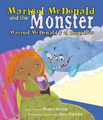 Marisol McDonald and the Monster / Marisol McDonald y El Monstruo