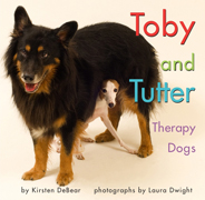 Toby & Tutter: Therapy Dogs