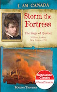 Storm the Fortress: The Siege of Quebec, William Jenkins, New France, 1759