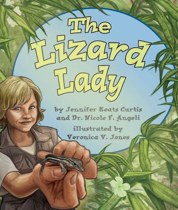The Lizard Lady